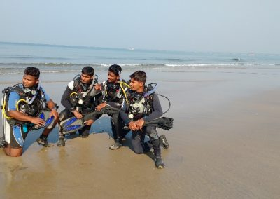 scuba dive malvan Team